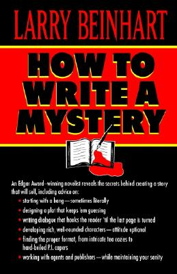 Image for How to Write a Mystery