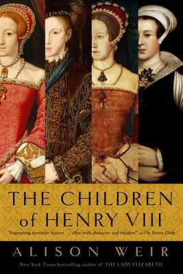 The Children of Henry VIII, Weir, Alison