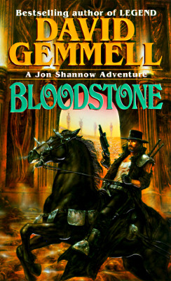 Bloodstone (Jon Shannow Adventure), David Gemmell