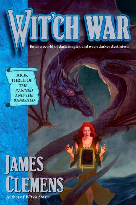 Image for Wit'ch War (The Banned and the Banished, Book 3)