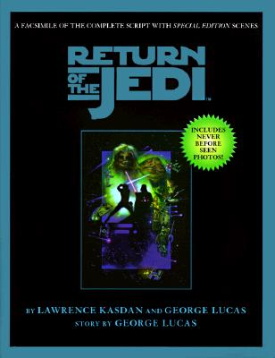 Image for Script Facsimile: Star Wars: Episode 6: Return of the Jedi