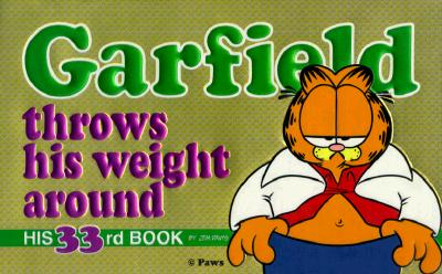 Garfield Throws His Weight Around, Davis, Jim