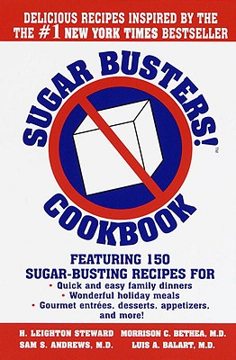 Image for Sugar Busters! Quick & Easy Cookbook