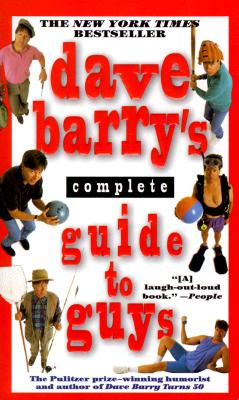 Image for Dave Barry's Complete Guide to Guys