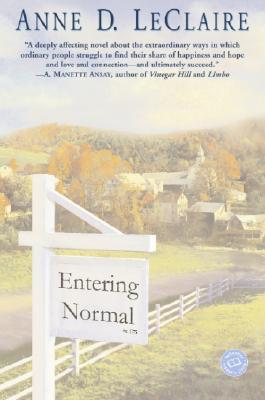 Image for Entering Normal (Ballantine Reader's Circle)