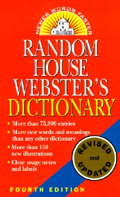 Image for Random House Webster's Dictionary: Fourth Edition, Revised and Updated