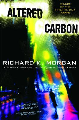 ALTERED CARBON, MORGAN, RICHARD K.