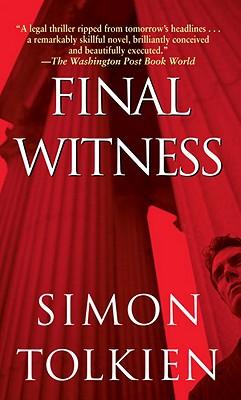 Image for Final Witness: A Novel