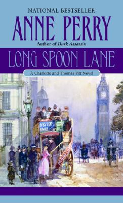 Image for LONG SPOON LANE : A CHARLOTTE AND THOMAS