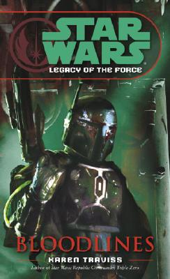 Image for Bloodlines (Star Wars: Legacy of the Force, Book 2)