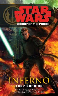 "Image for ""Inferno (Star Wars: Legacy of the Force, Book 6)"""