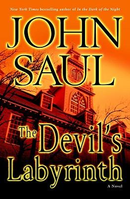 The Devil's Labyrinth: A Novel, Saul, John