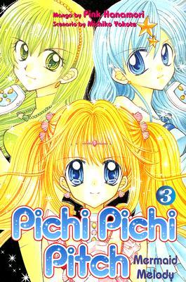 Pichi Pichi Pitch 3: Mermaid Melody (Pichi Pichi Pitch: Mermaid Melody), Hanamori, Pink; Yokote, Michiko