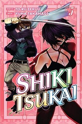 Shiki Tsukai 5, Yuna Takanagi, To-Ru Zekuu