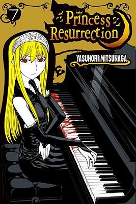 Princess Resurrection 7, Yasunori Mitsunaga