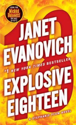 Explosive Eighteen, Evanovich, Janet
