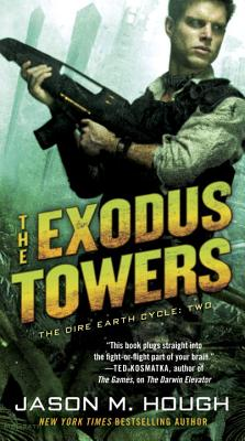 Image for EXODUS TOWERS, THE THE DIRE EARTH CYCLE TWO