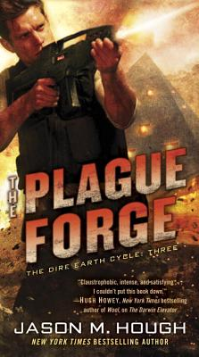 Image for PLAGUE FORGE, THE THE DIRE EARTH CYCLE THREE