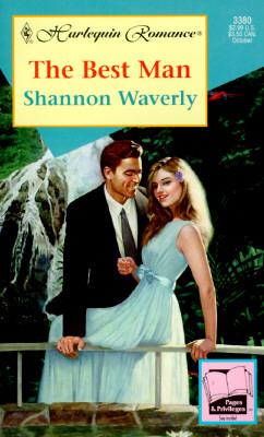 Best Man (Harlequin Romance, No 3380), Waverly