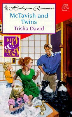 Image for Mctavish And Twins  (Kids And Kisses) (Harlequin Romance)