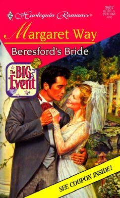 Image for Beresford'S Bride (The Big Event) (Romance , No 3507)
