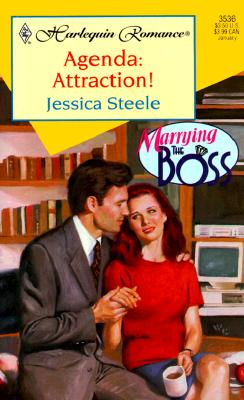 Image for Agenda:  Attraction  (Marrying The Boss) (Harlequin Romance, 3536)