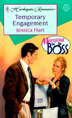 Image for Temporary Engagement (Marrying The Boss) (Harlequin Romance, 3544: Marrying the Boss)