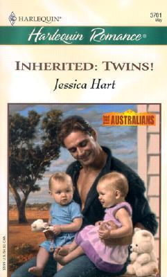Inherited:  Twins! (The Australians) (Romance, 3701), Jessica Hart