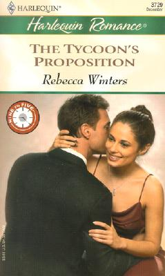The Tycoon's Proposition  (9 to 5), Rebecca Winters