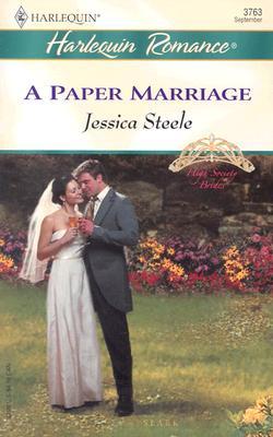 Paper Marriage, JESSICA STEELE