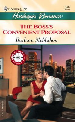 Bosss Convenient Proposal, BARBARA MCMAHON