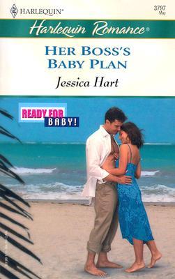 Her Boss's Baby Plan (Harlequin Romance), Jessica Hart