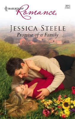 Promise Of A Family (Harlequin Romance), Jessica Steele