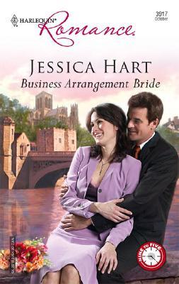 Business Arrangement Bride (Harlequin Romance), Jessica Hart