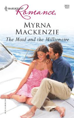 Image for The Maid And The Millionaire (Harlequin Romance)