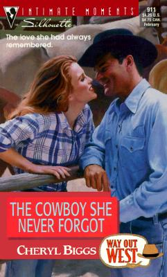 Image for The Cowboy She Never Forgot
