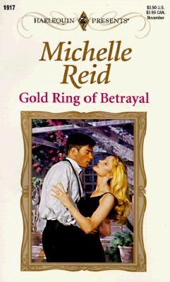 Image for Gold Ring Of Betrayal