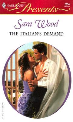 Image for The Italian's Demand: Italians Husband (Harlequin Presents)