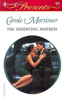 The Deserving Mistress 2394