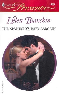 The Spaniard's Baby Bargain 2397