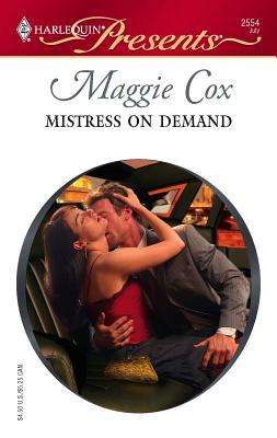 Image for Mistress On Demand (Harlequin Presents)