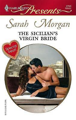 Image for The Sicilian's Virgin Bride (Harlequin Presents)