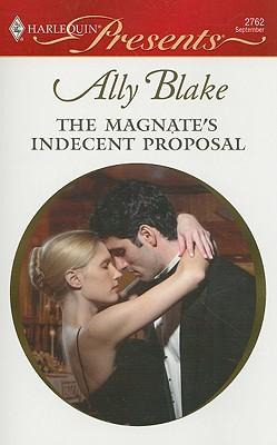 Image for The Magnate's Indecent Proposal (Harlequin Presents)