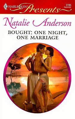 Image for Bought: One Night, One Marriage (Harlequin Presents)