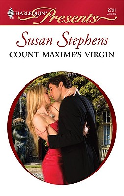 Image for Count Maxime's Virgin (Harlequin Presents)