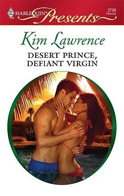 Image for Desert Prince, Defiant Virgin (Harlequin Presents)