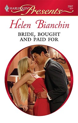 Image for Bride, Bought and Paid For (Harlequin Presents)
