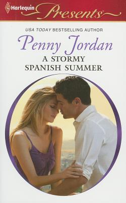Image for A Stormy Spanish Summer (Harlequin Presents)
