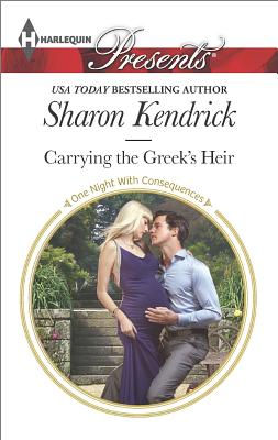 Image for Carrying the Greek's Heir (Harlequin Presents)