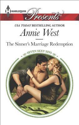 The Sinner's Marriage Redemption (Seven Sexy Sins), Annie West